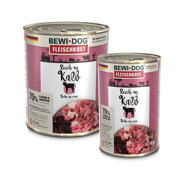 Bewi Dog Veal