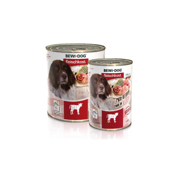 Bewi Dog Lamb vlažna hrana za pse, jagnjetina