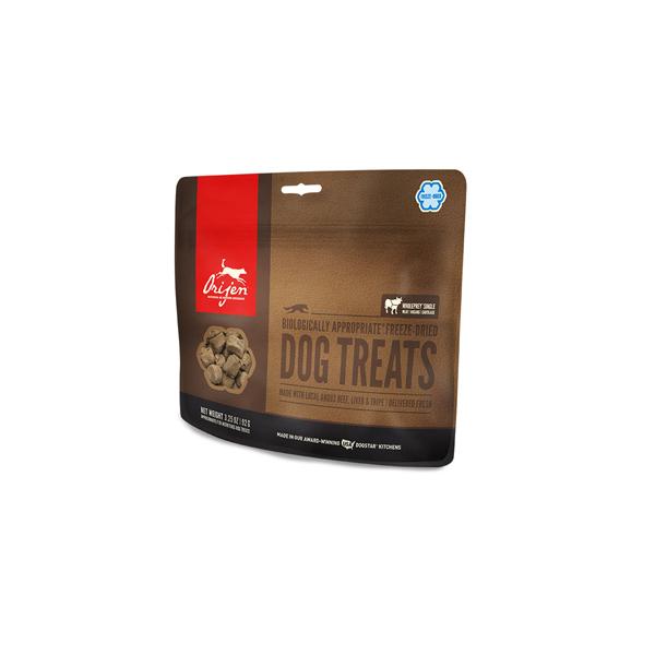 Orijen FD poslastice Angus Beef poslastica za pse, angus goveče
