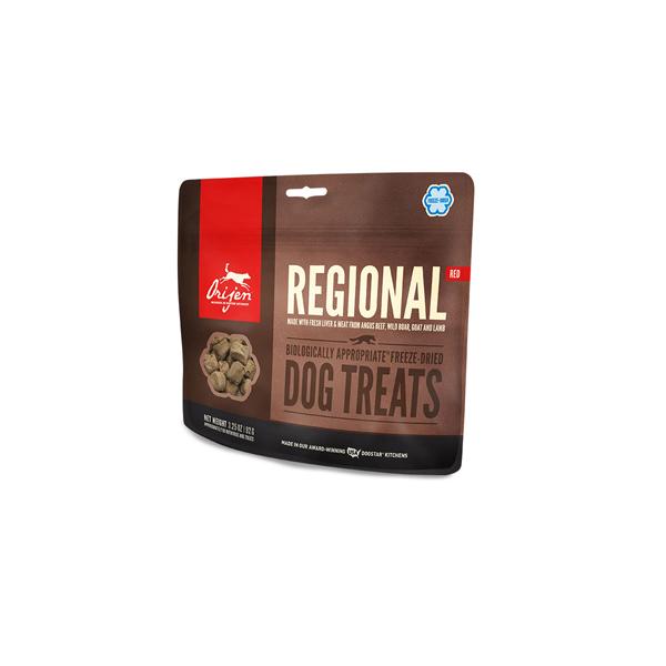 Orijen FD poslastice Regional Red poslastica za pse, crveno meso