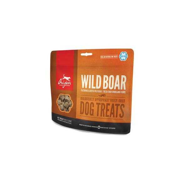 Orijen FD poslastice Wild Boar poslastica za pse, divlja svinja