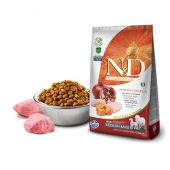 Farmina N&D low grain light medium and maxi chicken and pomegranate 12kg