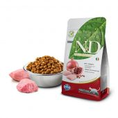 Farmina N&D low grain adult cat chicken and pomegranate 300gr