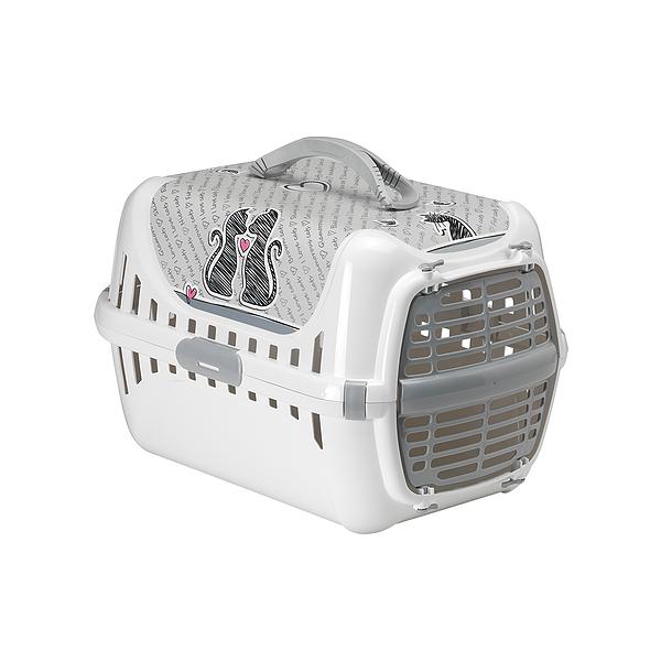 Moderna Trendy Runner Cats in love transporter za mačke do 5kg težine