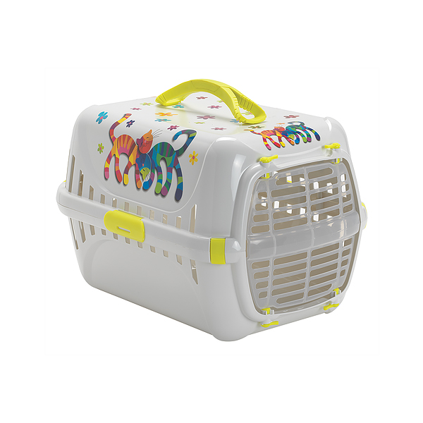 Moderna Trendy Runner Friends Forever, lemon, transporter za mačke do 5kg težine