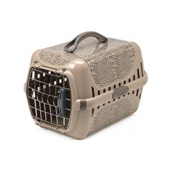 Moderna Trendy Runner Wildlife, braon, transporter za mačke