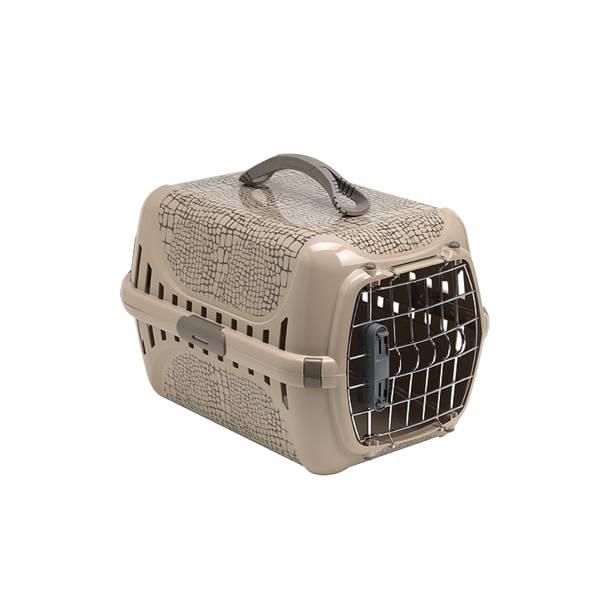 Moderna Trendy Runner Wildlife, braon transporter za mačke