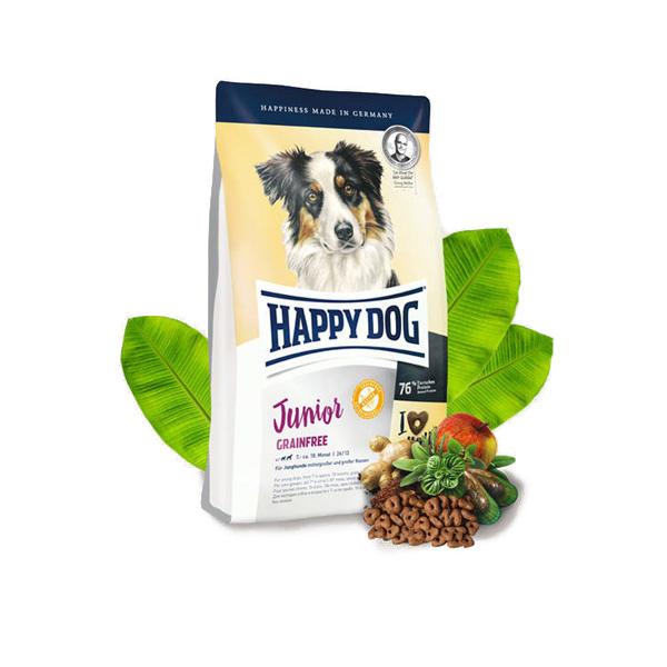 Happy Dog Junior Grainfree premium hrana za mlade pse bez žitarica 10kg+2kg GRATIS AKCIJA