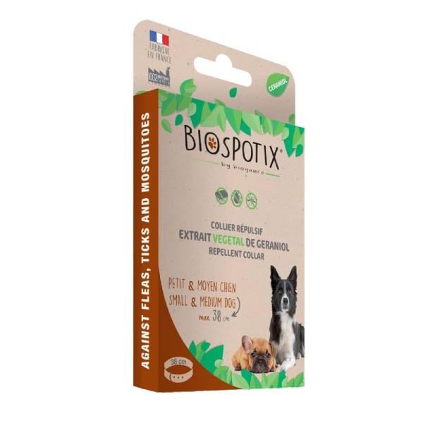 Biogance Biospotix Small dog collar preparat za zaštitu malih pasa od insekata i ostalih parazita