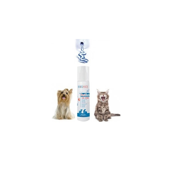 Biogance Dentifresh losion za dentalnu higijenu pasa i mačaka