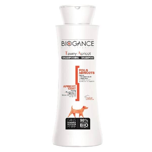 Biogance Tawny Apricot shampoo šampon za pse sa žuto-smeđom dlakom