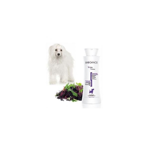 Biogance White Snow shampoo šampon za pse sa belom dlakom
