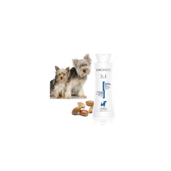 Biogance 2 in 1 shampoo kondicioner i šampon za pse