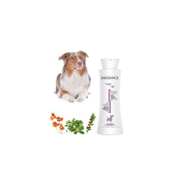 Biogance Activ Hair šampon za pse za aktivaciju rasta dlake