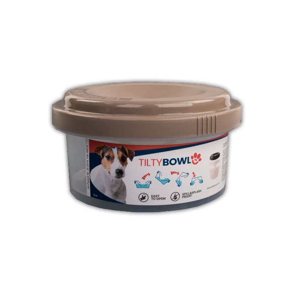 Tilty Bowl Dailly Large Breeds M posuda