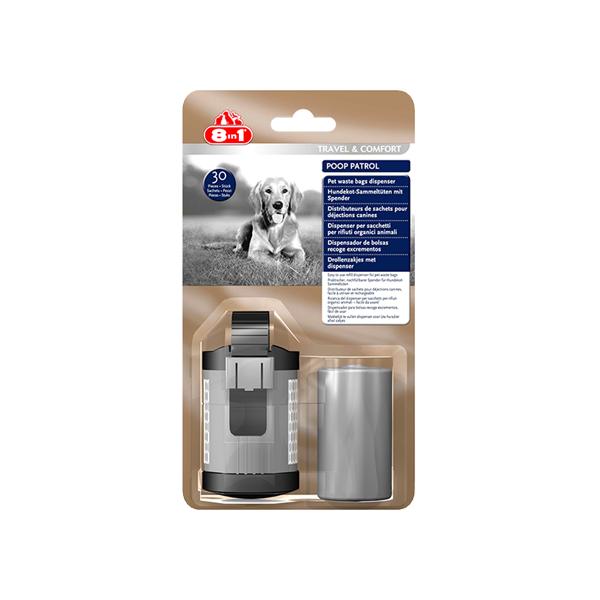Poop Patrol Dispenser & Refill Bags vrećice za izmet sa dispenzerom