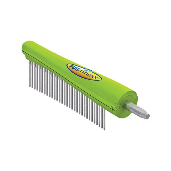 Furminator FUR deShedding FURflex Finishing Comb nastavak finshing comb, namenjen za ručku FurFlex Handle