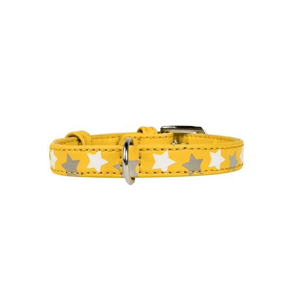 Collar ogrlica za pse star žuta