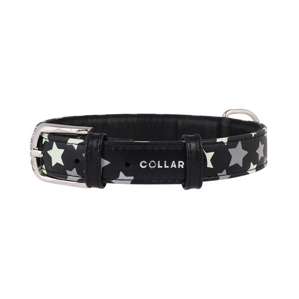 Collar ogrlica za pse star crna