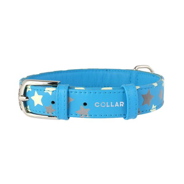 Collar ogrlica za pse star plava
