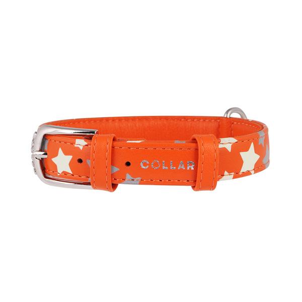 Collar ogrlica za pse star narandžasta