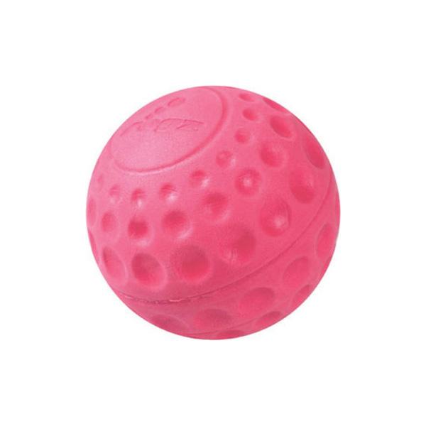 Rogz igračke za pse, loptica Eva pink