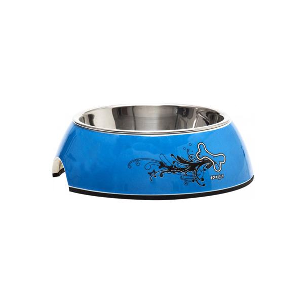 Rogz činija za pse, plava