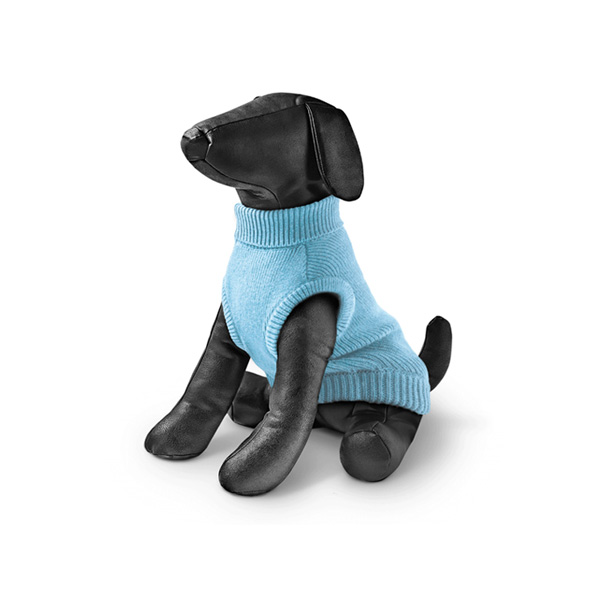 Rogz Wolfskin Turquoise, tirkizni džemper za pse
