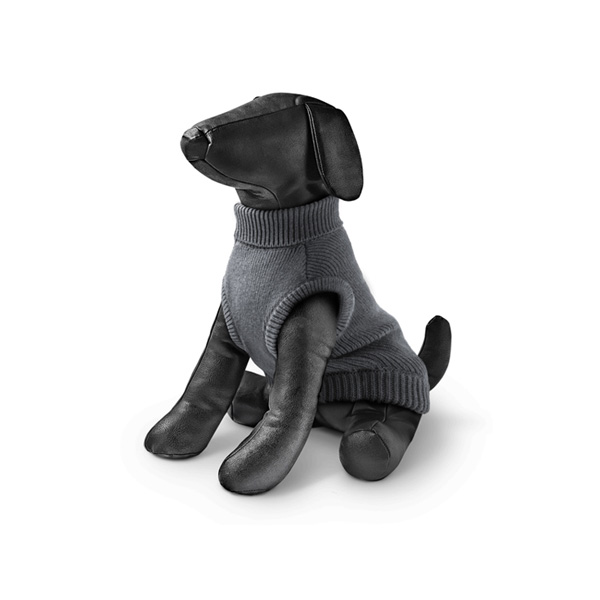Rogz Wolfskin Dark Grey, sivi džemper za pse