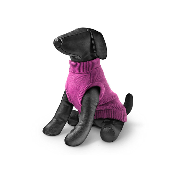 Rogz Wolfskin Pink, pink džemper za pse