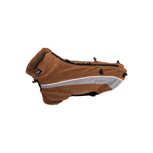 Rogz Polarskin Brown, duks za pse