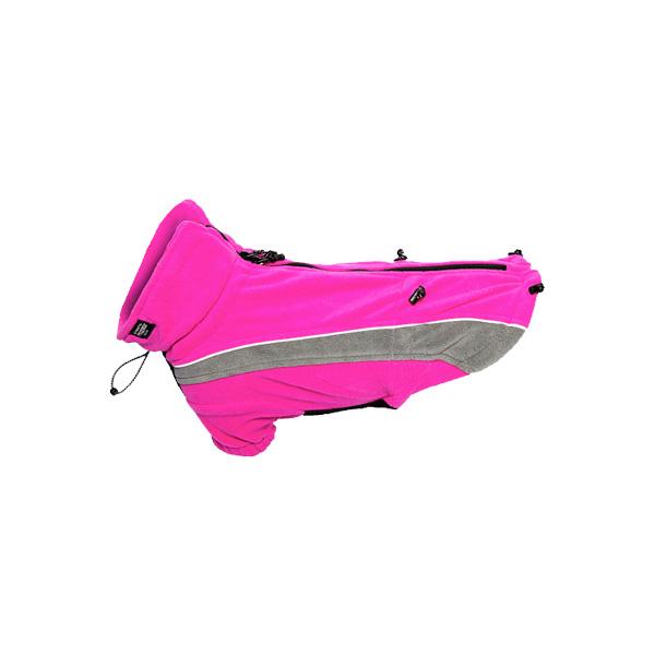 Rogz Polarskin Pink, pink duks za pse