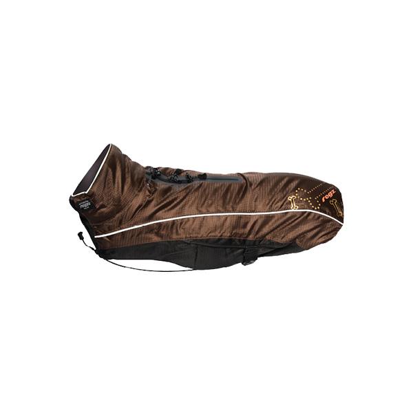 Rogz Snowskin Bronze Bone, zimski kaput za pse