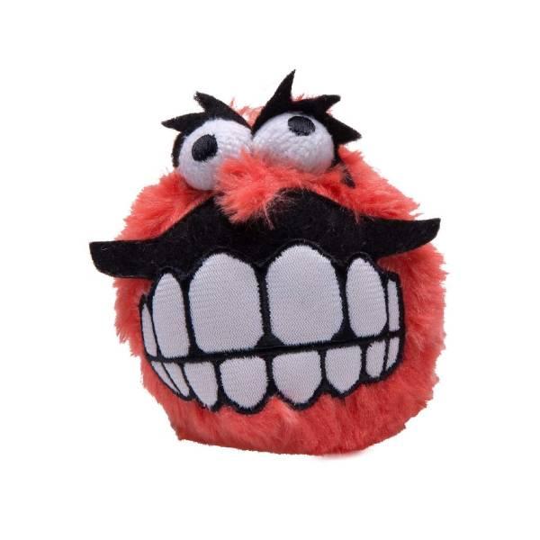 Rogz Grinz Plush Red, crvena igračka za pse