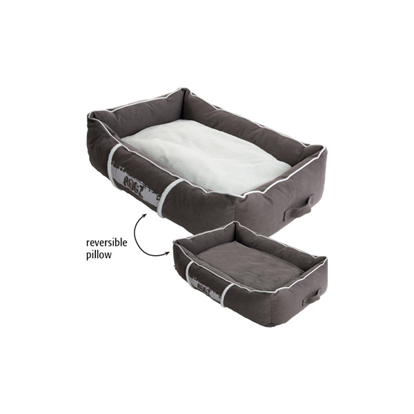 Rogz Lounge Pod Grey/Cream