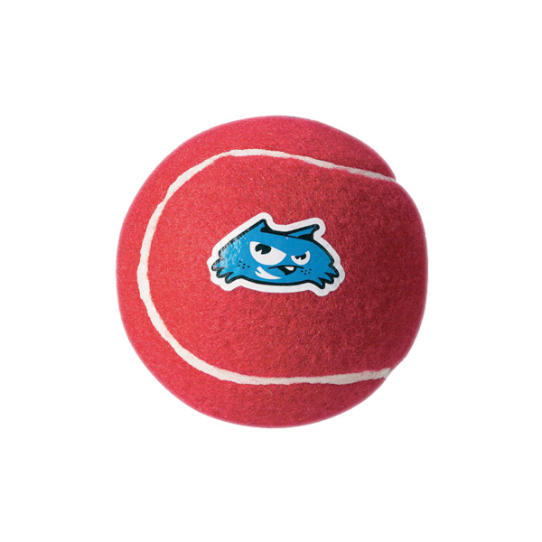 Rogz Tennisball Red