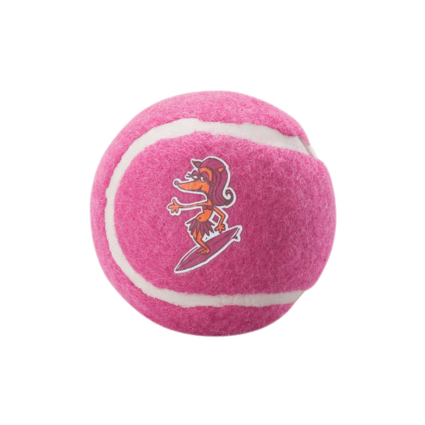 Rogz Tennisball Pink