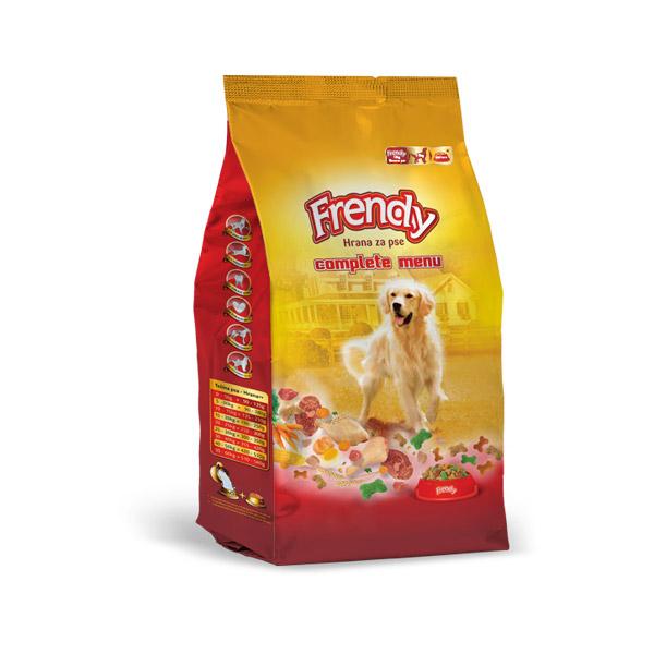 Gebi Frendy Complete Hrana za pse suva