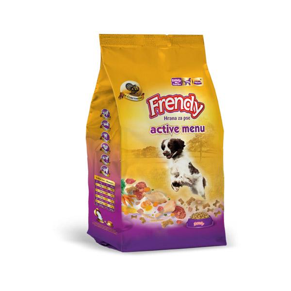 Gebi Frendy Active Hrana za pse suva