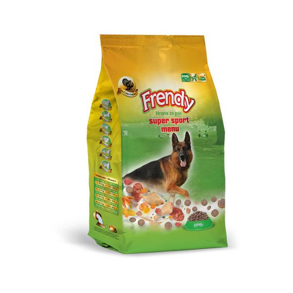 Gebi Frendy Super Sport Hrana za pse suva