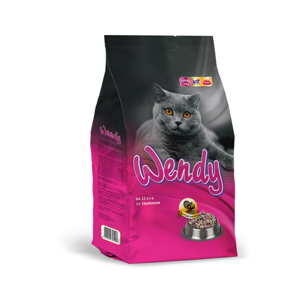 Gebi Wendy Hrana za mačke suva