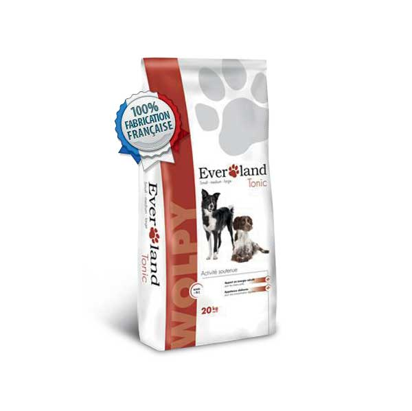 Everland Tonic - Super Premium hrana za aktivne pse