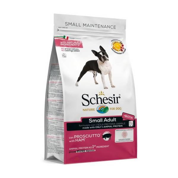 Schesir Dry small sunka - Hrana za odrasle pse malih rasa. sunka