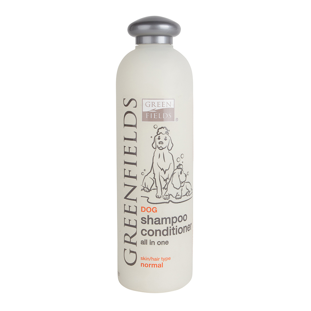 Greenfields - Dog shampoo and conditioner