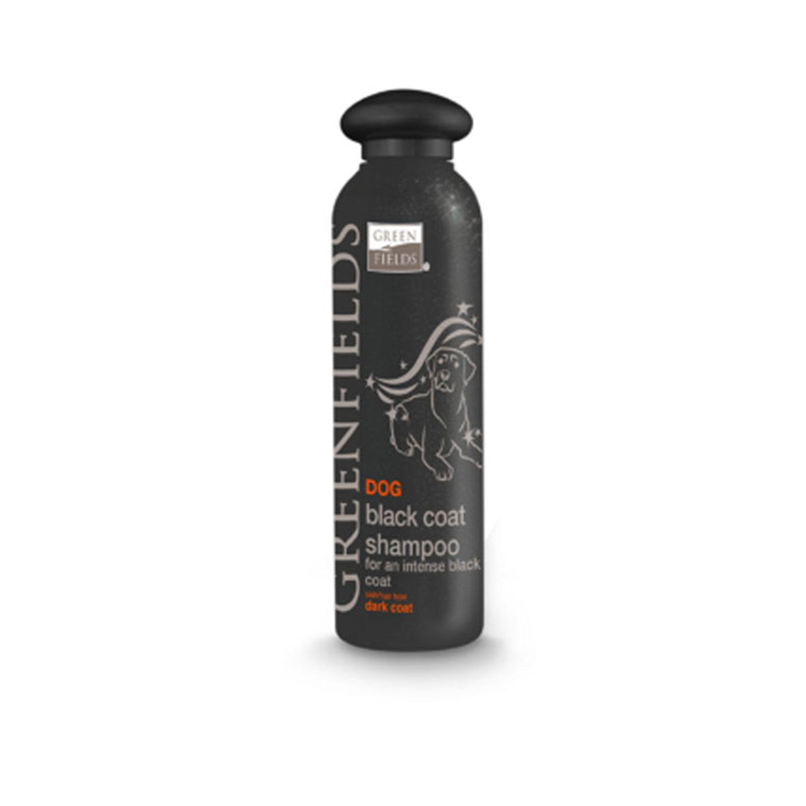 Greenfields - Dog black coat shampoo - Šampon za pse sa tamnom ili crnom dlakom