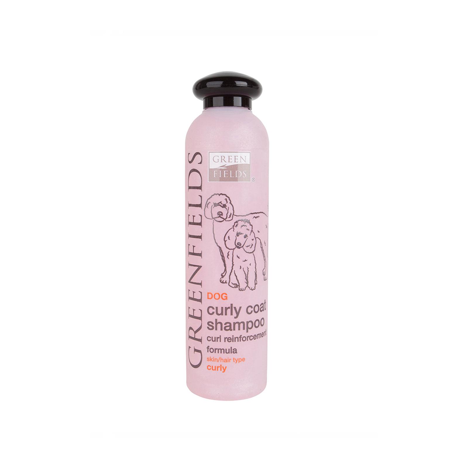 Greenfields -  Dog curly coat shampoo - Šampon za pse sa kovrdžavom dlakom