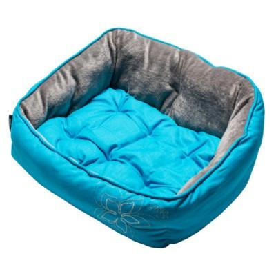 Rogz Krevet za pse, plava