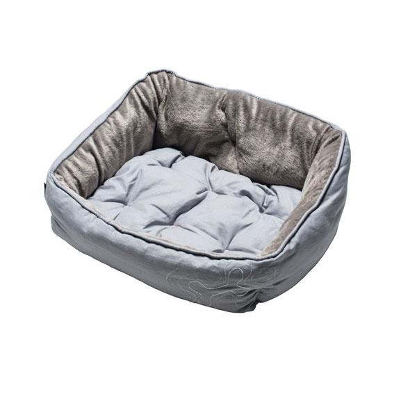 Rogz Krevet za pse, boja slonove kosti