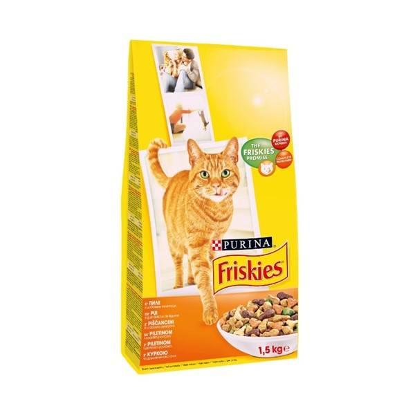 Friskies Cat piletina i povrće