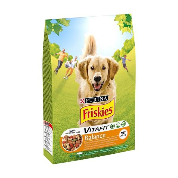 Friskies Dog Balance, piletina i povrće